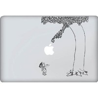 Amazon.com: Giving Tree Decal - Vinyl Macbook / Laptop Decal Sticker Graphic: Everything Else