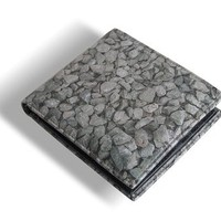 Acme Studio Gravel Billfolld and Coin Wallet by Adrian Olabuenaga - Pop! Gift Boutique