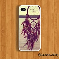 IPHONE 5 CASE - DREAM catcher at the sea side - iPhone 4 case,iPhone 4S case,iPhone case