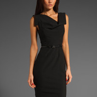 Black Halo Classic Jackie O Dress in Black from REVOLVEclothing.com