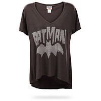 Batman Logo Relaxed Fit Ladies' Tee