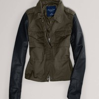 AE Military Jacket | American Eagle Outfitters
