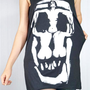 SALVADOR DALI In Voluptate Mors 1951 Art Tank Top Women Shirt Vest Women Sleeveless Black Shirt Tunic Tank Top Singlet Art T-Shirt Size M