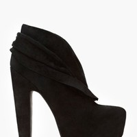 Anslem Platform Bootie