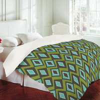 DENY Designs Home Accessories | Heather Dutton Diamant Duvet Cover