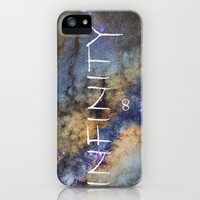 INFINITY STARS iPhone Case by Guido Montañés | Society6
