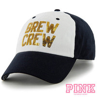 Milwaukee Brewers Victoria's Secret PINK® Women's Cheer Adjustable Cap
