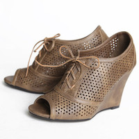 tamarack cutout wedges - &amp;#36;36.99 : ShopRuche.com, Vintage Inspired Clothing, Affordable Clothes, Eco friendly Fashion