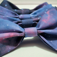 Galaxy Nebula Bow