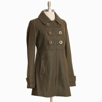 dover fort military jacket by Tulle - $112.99 : ShopRuche.com, Vintage Inspired Clothing, Affordable Clothes, Eco friendly Fashion