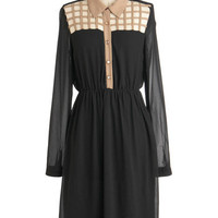 Very Important Gate Dress | Mod Retro Vintage Dresses | ModCloth.com