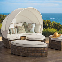 Five-piece Baleares Outdoor Lounger