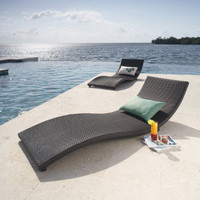 Sydney Outdoor Lounge Chair - Grandin Road