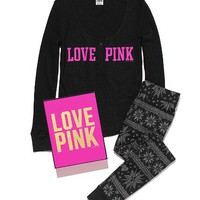 Long-sleeve Thermal & Legging Gift Set