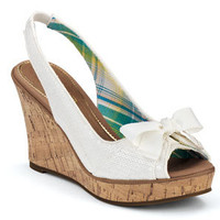 Sperry Top-Sider Women's South Sea Wedge Sandal