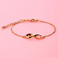 From Here to Eternity Infinity Bracelet