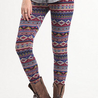 The In Crowd Tahoe Leggings at PacSun.com