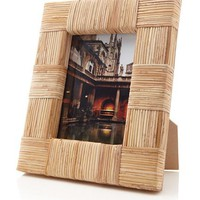 "Sugarcane 5"" x 7"" Lattice Design Photo Frame at MYHABIT"