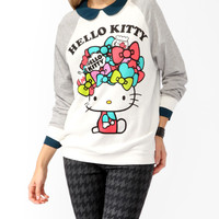 Hello Kitty® Raglan Pullover
