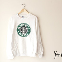 Unisex Sweatshirt -Starbucks Sweater - Christmas Gift