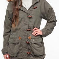 OBEY Bridgeport Parka Coat