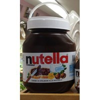 Ferrero Nutella Made in Italy - Giant Jar 11 lbs: Amazon.com: Grocery & Gourmet Food
