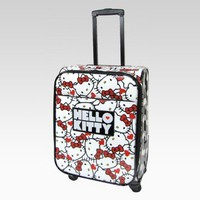 shop.sanrio.com - Hello Kitty Rolling Luggage: Face