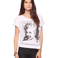 Marilyn Monroe Norma Jean Top