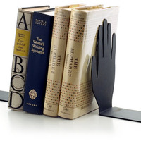 Librastat Hand Bookends