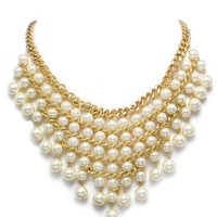 Pearl Alyssa Necklace – Modeets