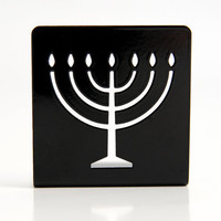 Candle holder - Menorah -