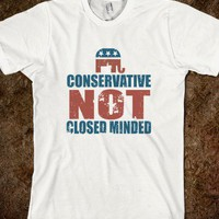 Not Closed Minded - Romney 2012