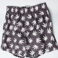 The Plant Life Boxers in Black
