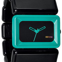 The Vega Watch in Black and Teal : Karmaloop.com - Global Concrete Culture $60