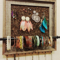 12x12 Custom Jewelry Organizer