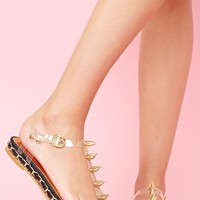 Judas Spike Sandal