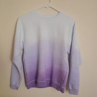 Ombr Sweater by Waken Bacon