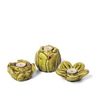 Foreside - Prosecco Votives  s/3, Pear