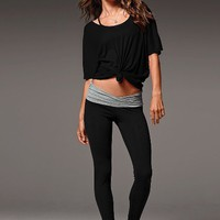 Yoga V-Front Legging