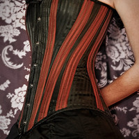 LILITH&#x27;S MYSTERIOUS WAYS DOUBLE BONED CORSET