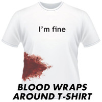 I&#x27;M FINE T SHIRT