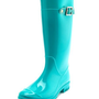 Basic Buckle Rubber Rainboot: Charlotte Russe