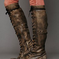 Free People Landmark Lace Boot