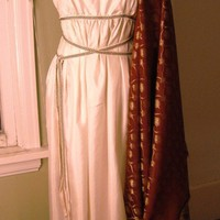 Custom made Greek Goddess or a Queen of Sparta by scotiasammyjo