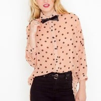 On The Spot Shirt - NASTY GAL