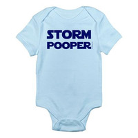 Storm Pooper - Baby Bodysuit - FREE SHIPPING