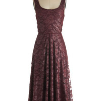 Wine Country Gal Dress | Mod Retro Vintage Dresses | ModCloth.com