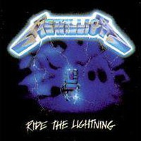 ROCKWORLDEAST - Metallica, Flag, Ride The Lightning