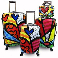 "Britto ""A New Day"" - Luggage - Bloomingdales.com"