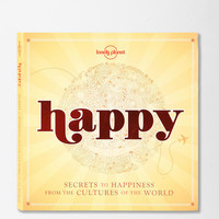 Urban Outfitters - Happy By Lonely Planet Publications
